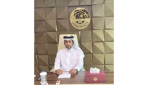 HE Director of the International Organisations Department at the Ministry of Foreign Affairs Yousef
