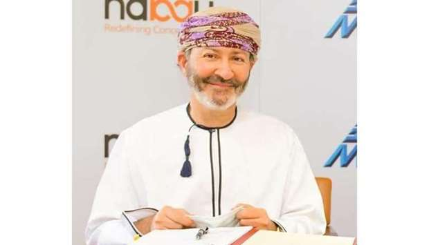Nabay.com founder and chairman Nabeel Jawad Sultan.