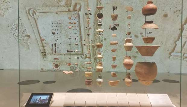 There would be an 'In-Gallery Talk about Murwab Site' on May 8.