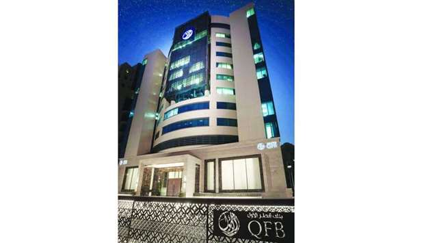 """The QFB Building in Doha. QFB says it """"achieved positive returns and attractive IRR"""" on both exits."""