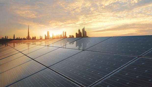 Some 83GW of renewable and clean energy capacity, mainly solar and wind power is planned across the