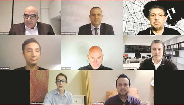 The virtual conference, titled The Future Museum in the Future City, engaged participants in discuss