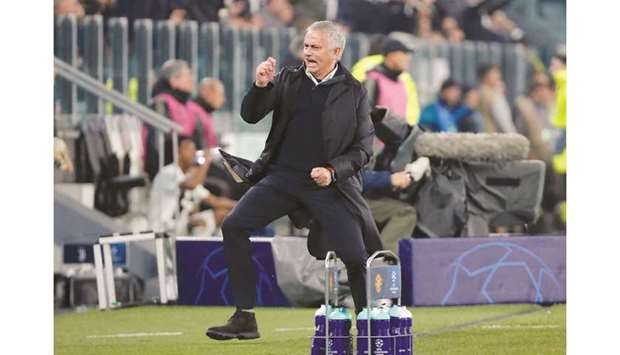 Jose Mourinho will replace fellow Portuguese Paulo Fonseca who leaves Roma at the end of the current