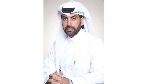 QSE chief executive Rashid bin Ali al-Mansoori.