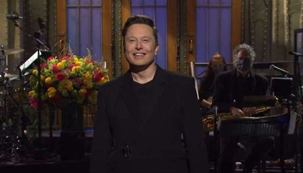 Elon Musk says he is first SNL host with Asperger's syndrome
