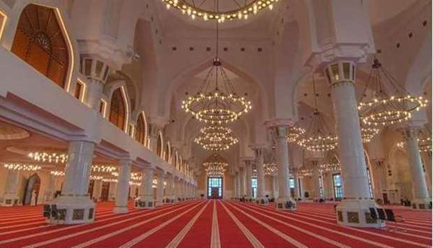 More than 1000 mosques and prayer grounds across the country will host Eid-ul-Fitr prayers across th