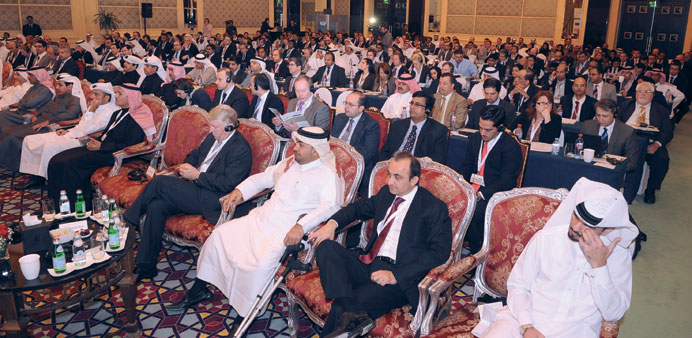 Delegates at the FATCA symposium. PICTURES: Thajuddin