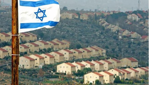Israeli settlements in the occupied West Bank