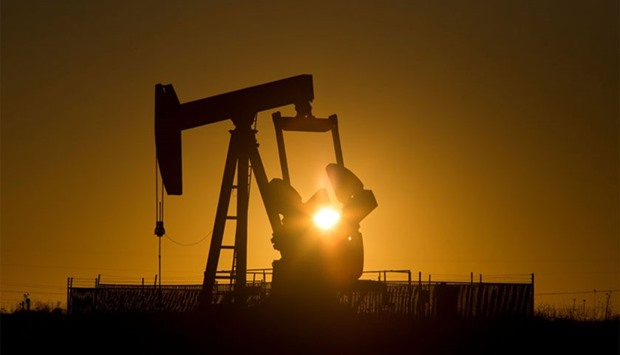 Oil markets tense after western strikes on Syria, rising US drilling weighs