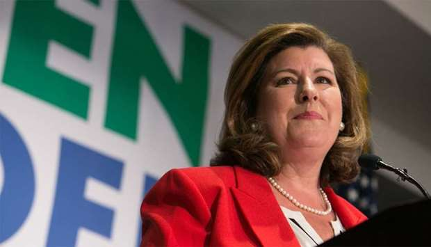 Georgia's 6th Congressional district Republican candidate Karen Handel