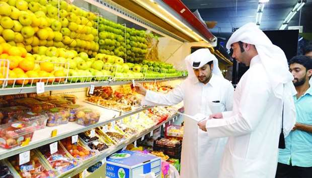 Inspection campaigns during Ramadan targeted more than 4,000 shops and resulted in 199 fines