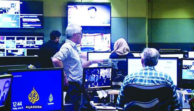 The attempt to silence Al Jazeera is an attempt to silence independent journalism in the region. (Pi
