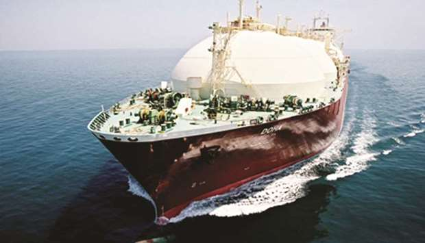 No effect on Qatari LNG exports from the diplomatic row