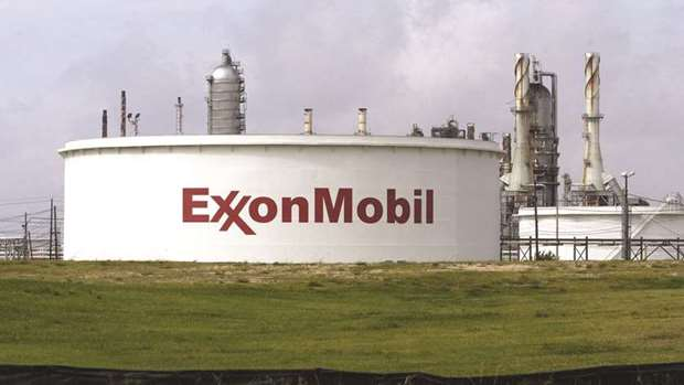 Exxon pushing deeper into energy trading to lift profit