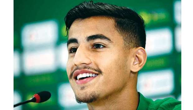World Cup's youngest player Arzani has great expectations
