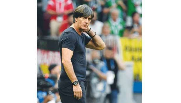 Loew defiant as Germany face crisis