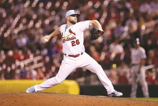 5 Cardinals pitchers combine to shut out Chicago Cubs