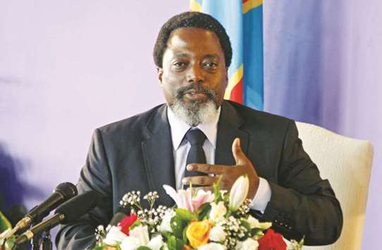 Congo to consider legal shield for ex-presidents