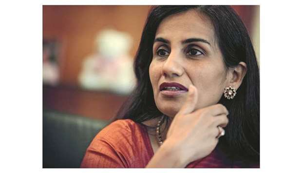 ICICI Bank names Bakhshi interim head as CEO Kochhar goes on leave