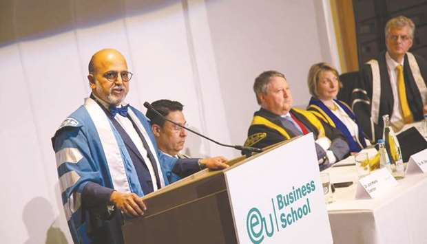 Disruptions should be enablers of sustainable growth: Seetharaman