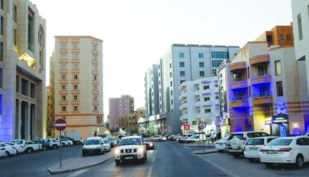 Al Khalidiya Steet in Najma is witnessing a phenomenal growth in the number of restaurants and other