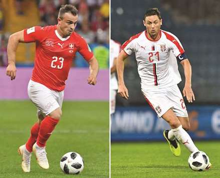 Serbia v Switzerland preview: Serbia on the brink of World Cup knockout qualification