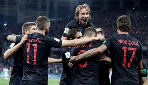 Argentina, Messi on brink of World Cup exit after Croatia drubbing