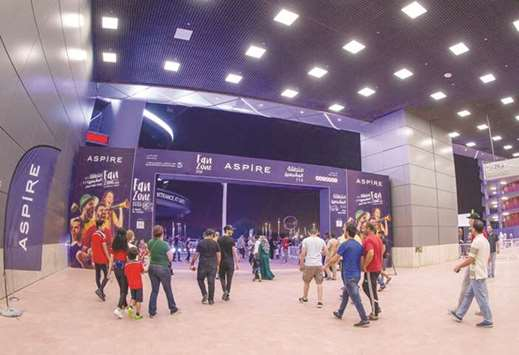 Russia '18: Football enthusiasts live it up at Qatar fan zones