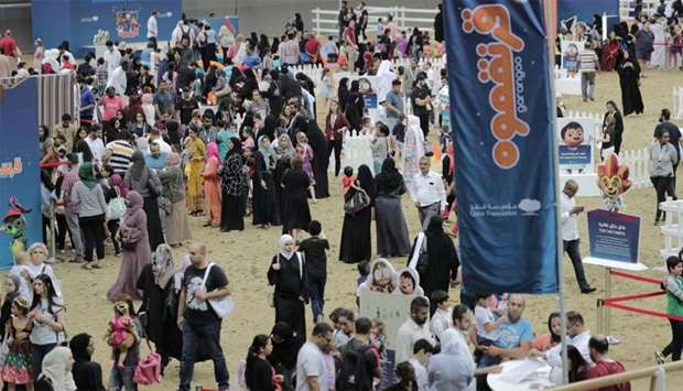 QF treats community to host of Garangao activities