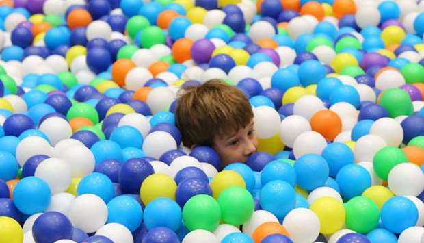 How to stay afloat in a sea of balls