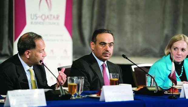 The US-Qatar Business Council recently hosted a roundtable discussion in Washington, DC featuring HE