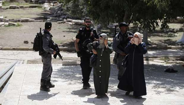Israeli security forces