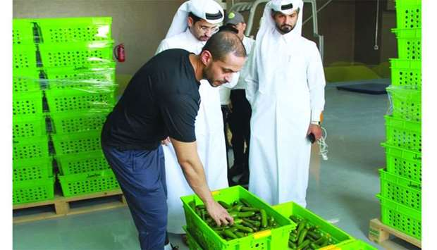 Mahaseel will continue to receive and market the local produce from the company's current assembly p
