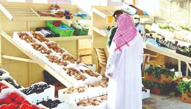 The projects will help the country's food security efforts by boosting the production of vegetables