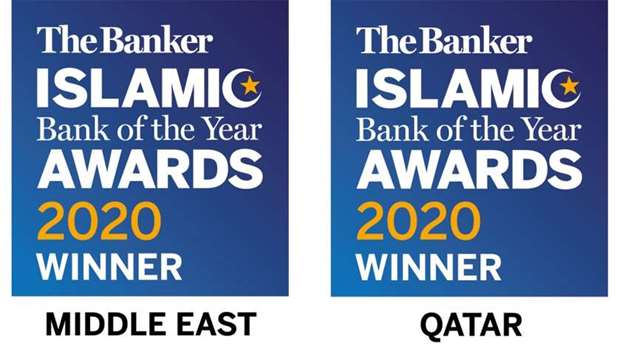 QIB retains Best Islamic Bank in The Middle East and Qatar position from The Banker Magazine