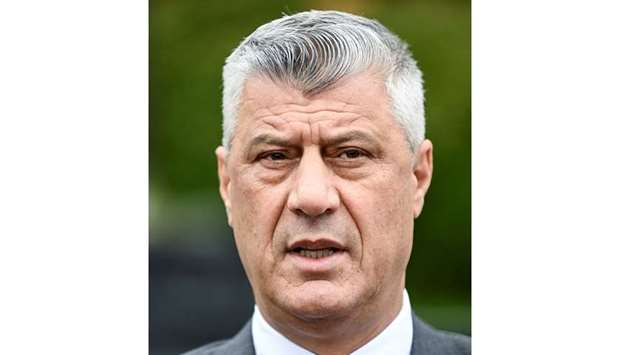Thaci: I remain full of hope that the coming days will be the best for Kosovo and Albania.