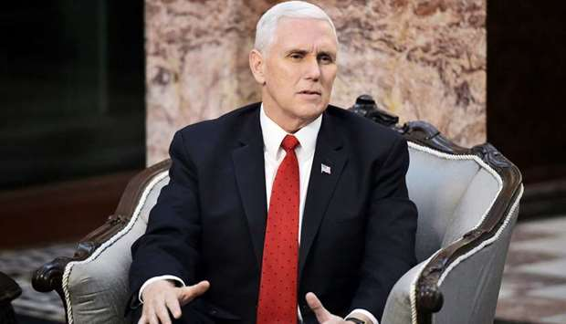 Pence: Now is the time for everybody to do their part.