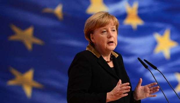 Merkel: It will be our job as honest brokers to work towards compromises and solutions among member