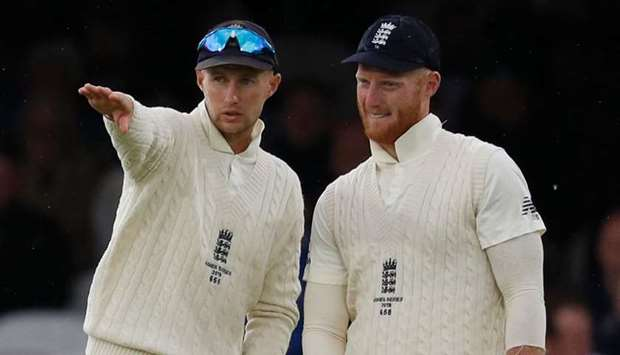 File photo of England's Joe Root (left) and Ben Stokes. (AFP)