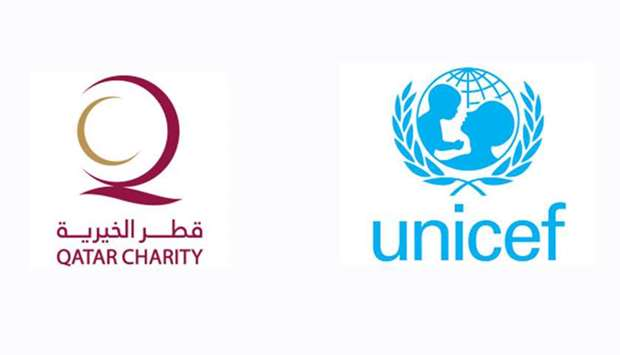 Qatar Charity-UNICEF