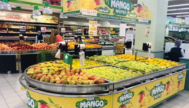LuLu Mango World 2020 features a specially picked collection of 12 varieties from different countrie