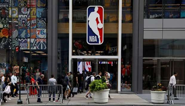 The NBA is reportedly planning a 22-team format for its return to play on July 31. (Reuters)