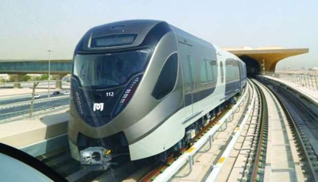 Doha Metro - taking Qatar into the future