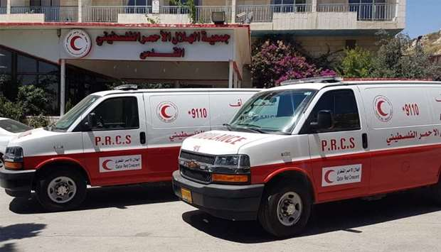 Normally, the new ambulances are estimated to help 4,800 victims of accidents per month. The number