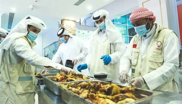 Qatar Charity's Ramadan campaign benefited approximately 2.4mn people worldwide