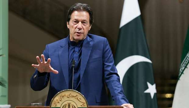 Prime Minister Khan has said that as a result of precautionary measures, the death toll in Pakistan