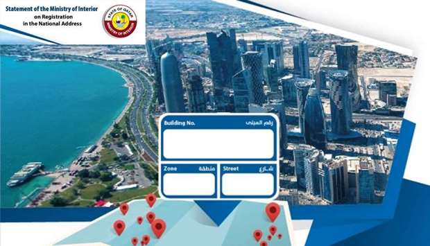 National Address registration relaxation for Qatar residents abroad