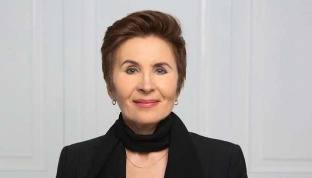 """QUBF founder and chairperson Dr Olga Revina says """"the next significant step"""" in the development of j"""