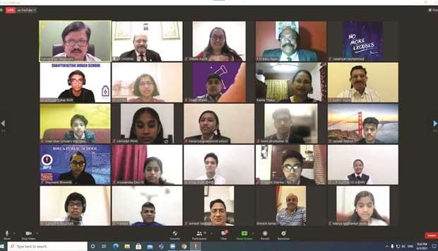 Indian Cultural Centre (ICC) recently hosted the first in the series of online talk shows – 'An even