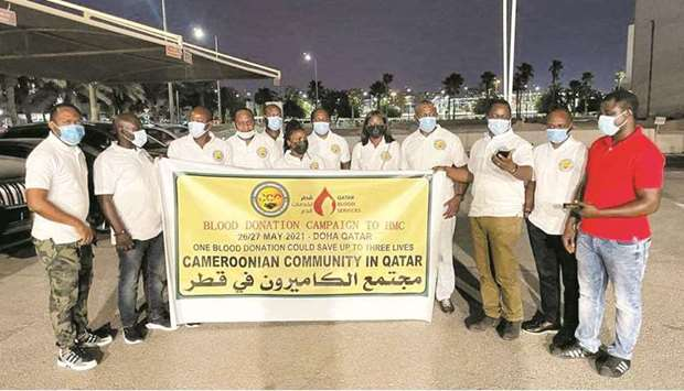 In the bid to give back to the community, CCQ reached out to its members and identified the eligible